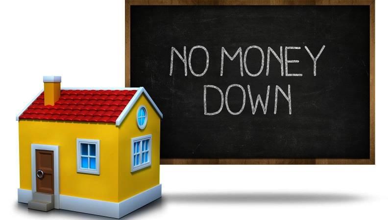 No Money Down Home Loans